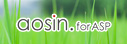 aosin. for ASP
